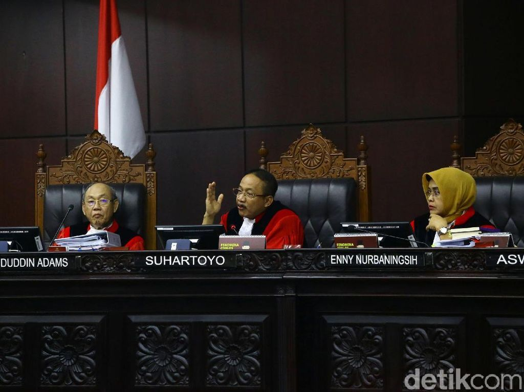 Drama Debat Soal Dramatisir Saksi Prabowo di MK