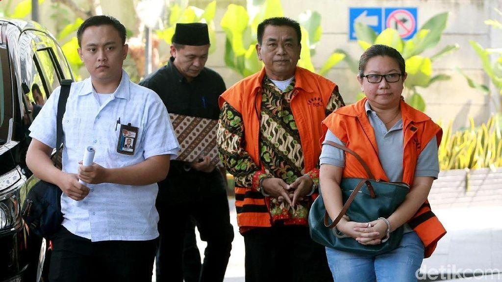 Pengusaha Penyuap Kepala Imigrasi Mataram Diperiksa KPK