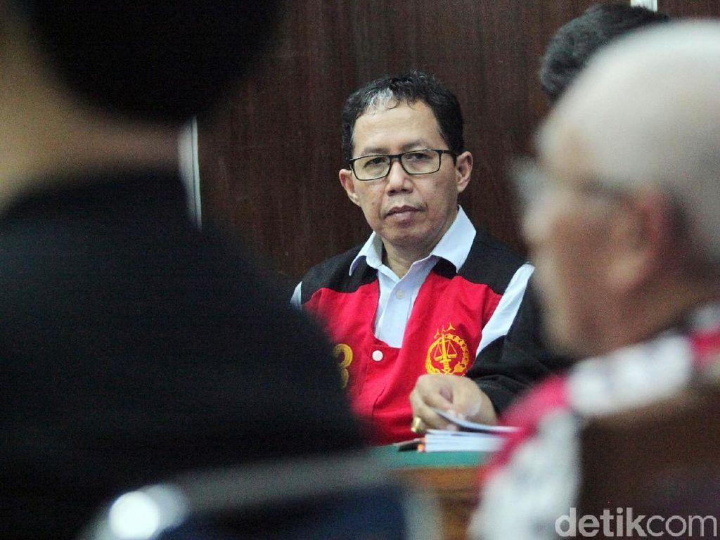 Joko Driyono Jalani Sidang Pemeriksaan Terdakwa Siang Ini