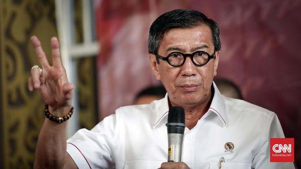 PKS Sindir Yasonna: Ada yang Tak Nyaman Islamisasi di Lapas