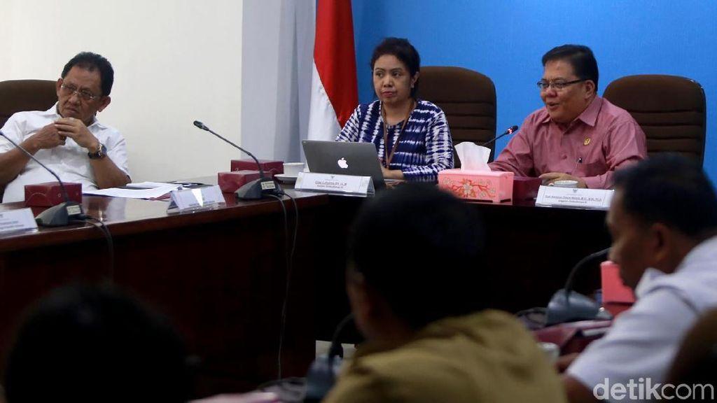 Ombudsman Gelar Rapat Evaluasi Pelayanan Publik Selama Lebaran