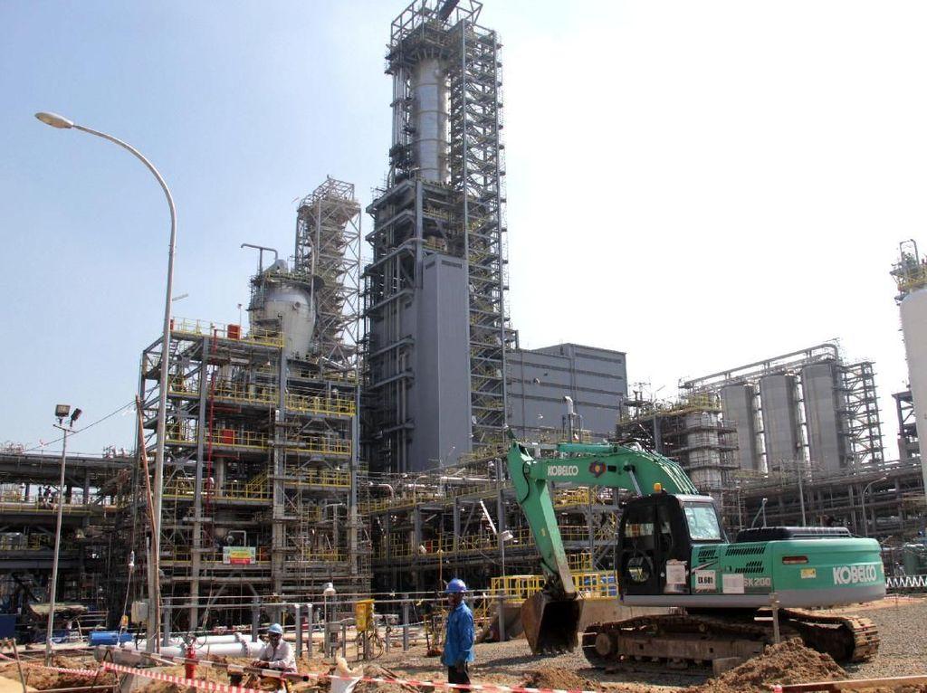 Tekan Impor, Kemenperin Mau Genjot Produksi Petrokimia Nasional