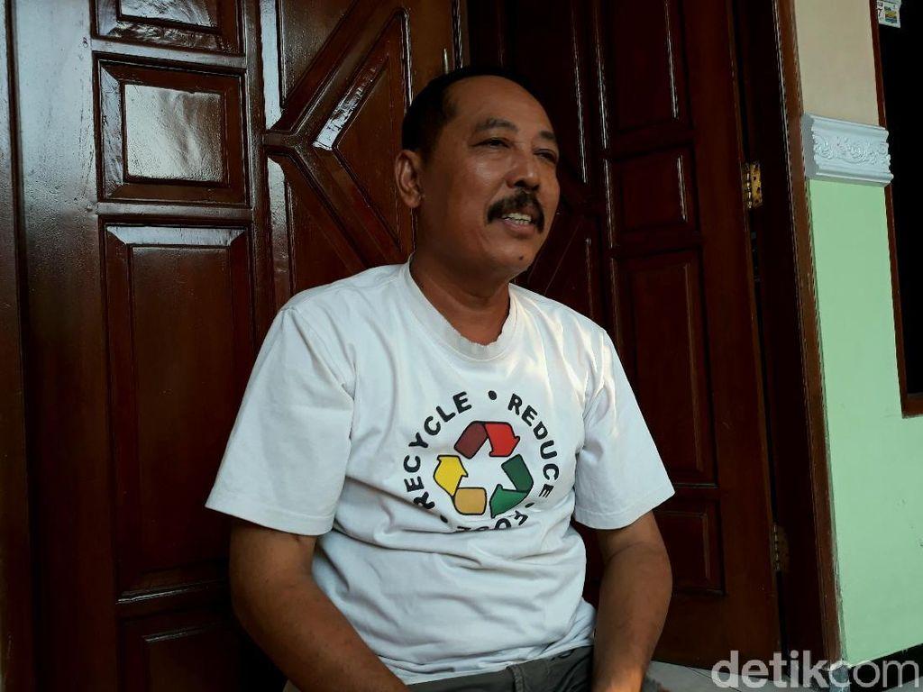 Kreator Hoax Server KPU Di-setting Ditangkap, Rumahnya di Solo Sepi
