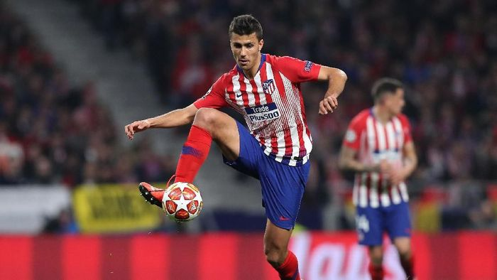 Rodri makin dekat gabung Manchester City (Angel Martinez/Getty Images)