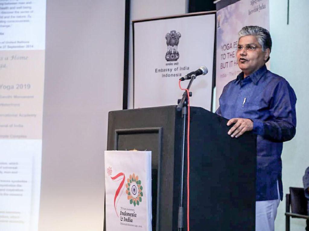 Jadi Host Hari Internasional Yoga, Prambanan Bisa Tarik Turis India