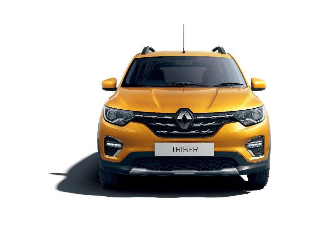 Renault Triber Si Penantang Avanza Cuma Kwid Dibikin Melar?