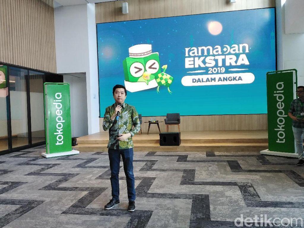 Ramadhan, Tokopedia Catat Rekor Penjualan