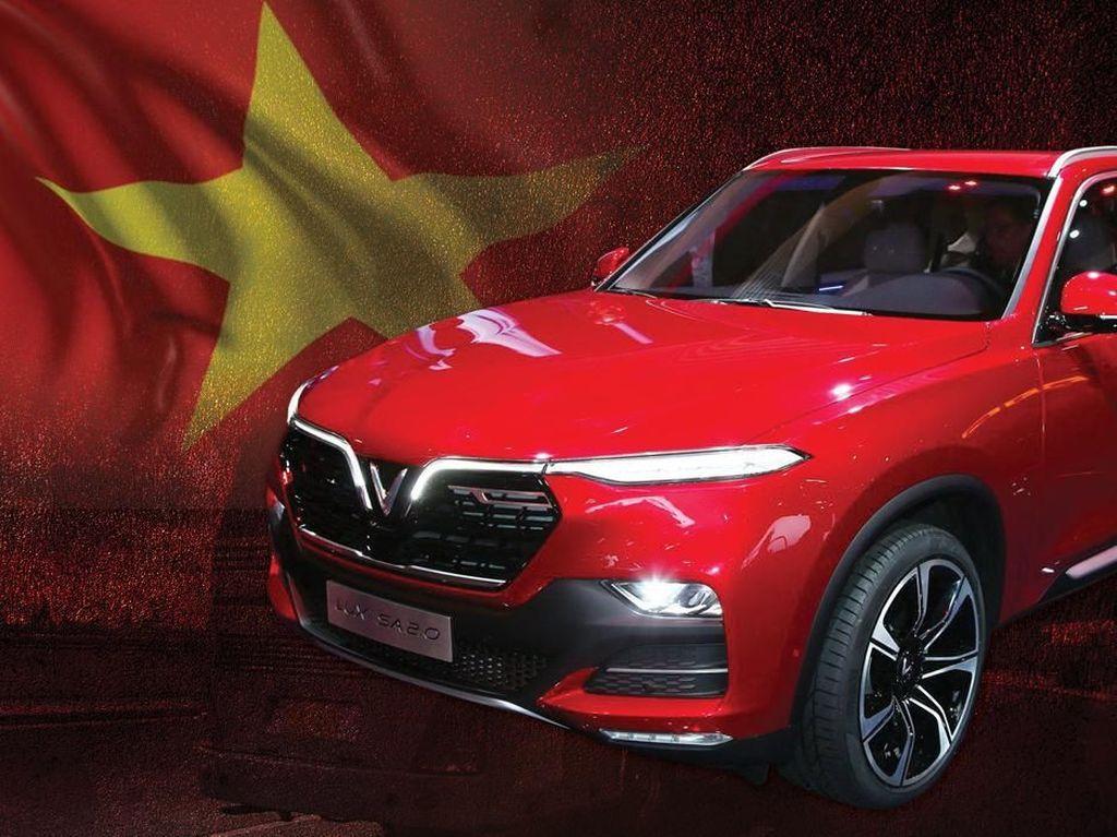 Vietnam Bikin Mobnas Biar Tak Kalah Sama Produk Impor