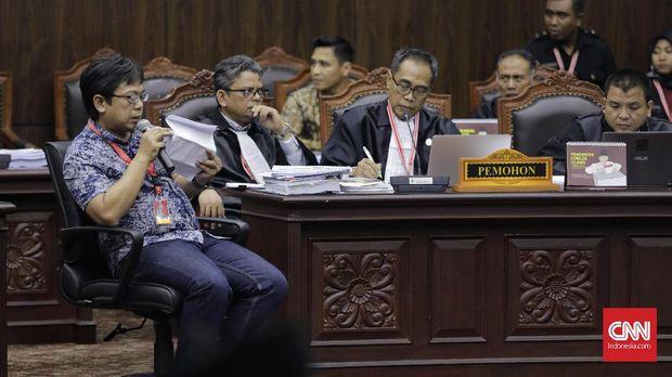 Majelis Hakim MK Mentahkan Gugatan Prabowo soal Situng (CANG)