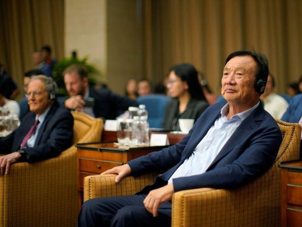 Pendiri Huawei: Butuh 300 Tahun untuk Salip Apple dan Google