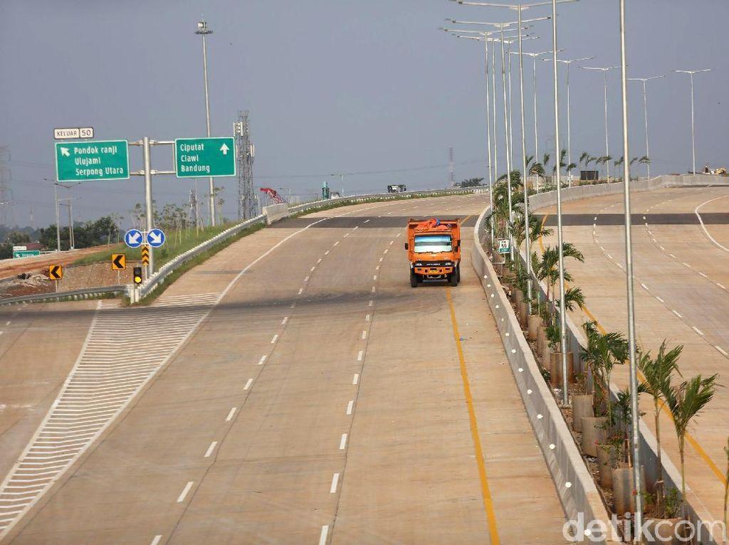 600 Km Jalan Tol Baru akan Dibangun Tahun Depan
