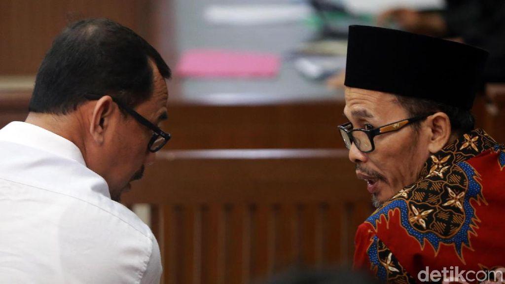 Dua Pejabat Kemenag Penyuap Rommy Jalani Sidang Lanjutan