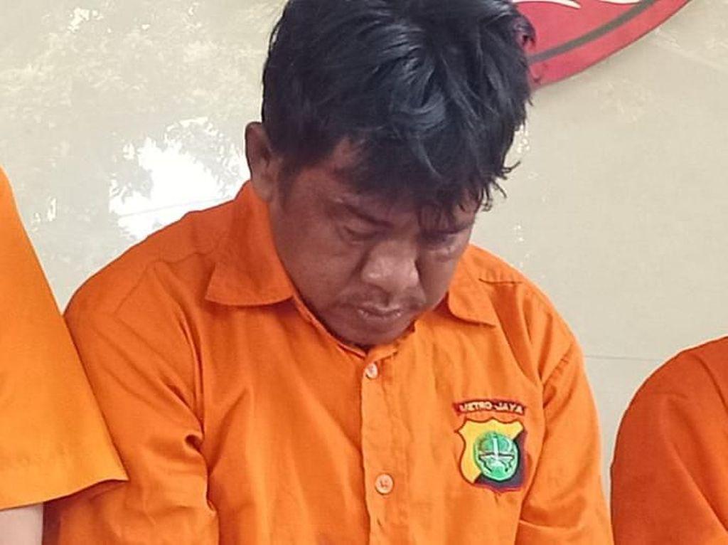 Diborgol, Ini Penampakan Driver Ojol Penjambret HP Bocah di Cengkareng