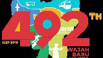 Jakarta Akan Rayakan HUT ke-492, Ini Filosofi di Balik Logonya
