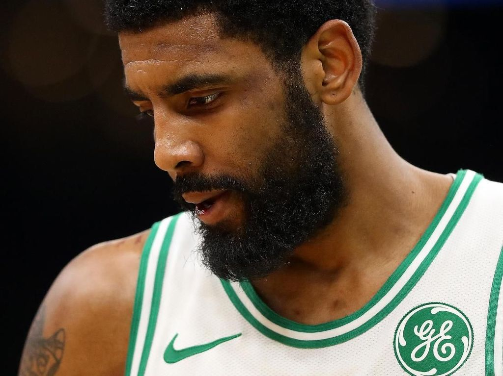 Boston Celtics Akan Ditinggal Kyrie Irving