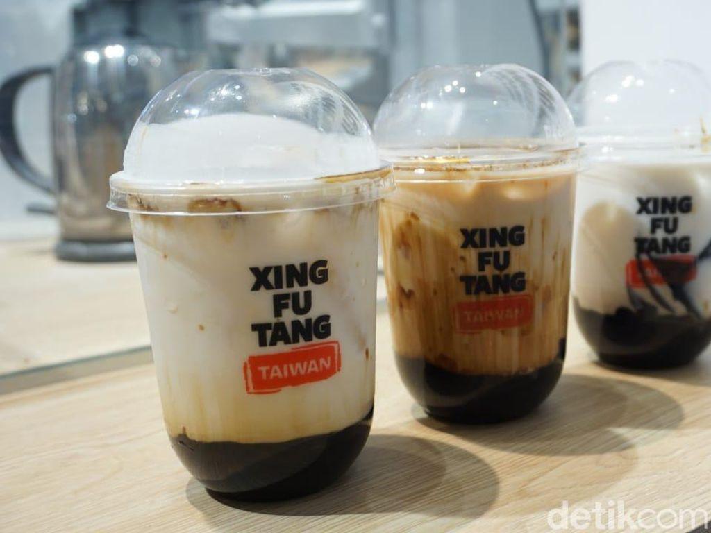 Xing Fu Tang: Antre 2 Jam Untuk Cicipi Brown Sugar Boba Milk