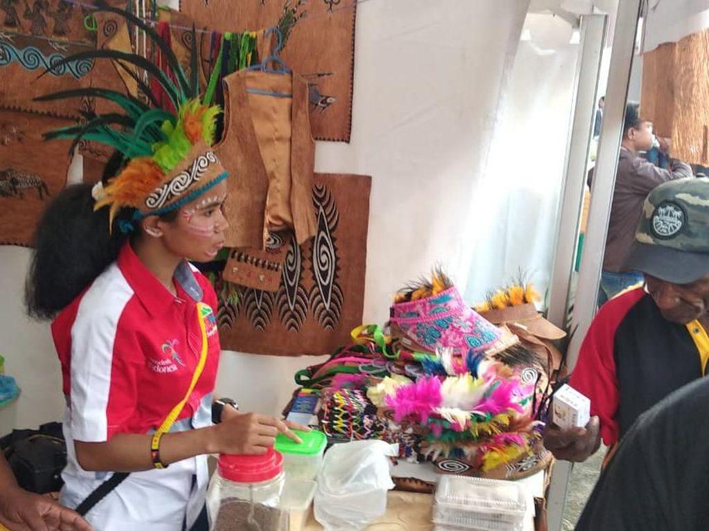 Festival Crossborder Skouw Datangkan 1000 Wisman dari Papua Nugini