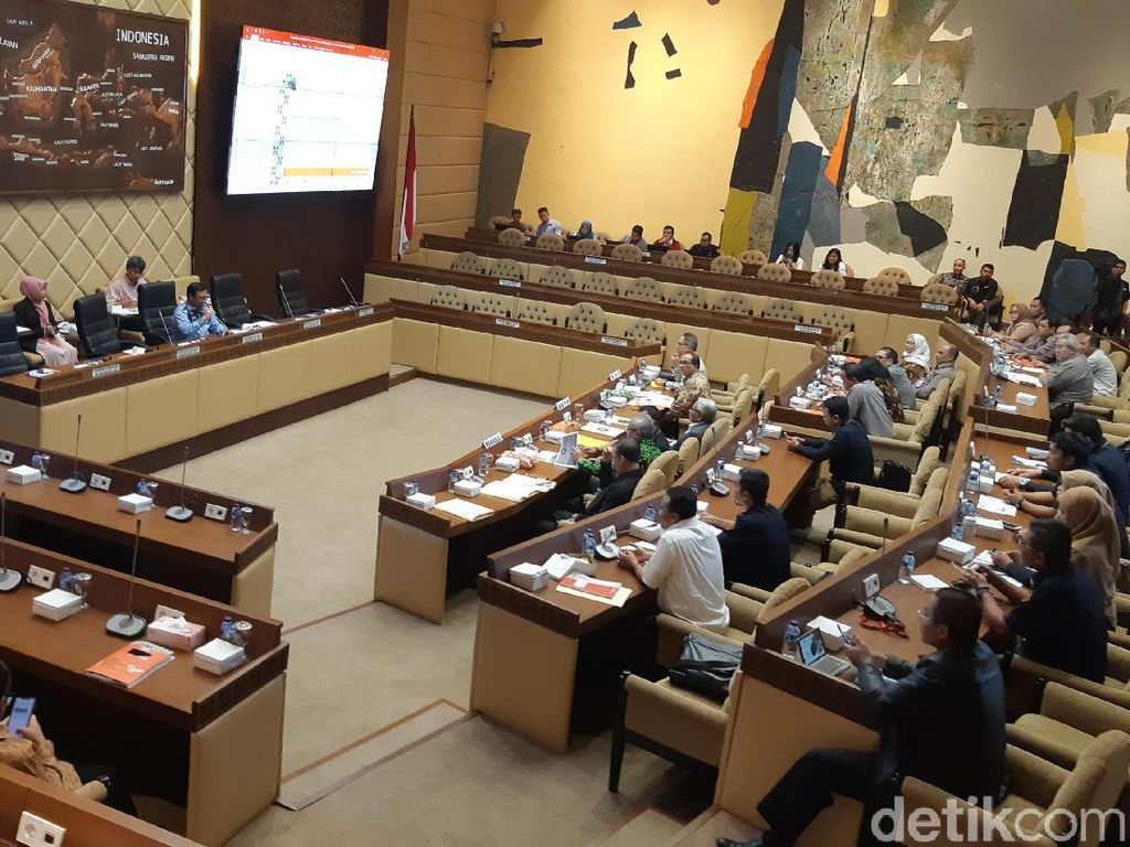 Rapat Bareng Komisi II, KPU-Bawaslu-DKPP Usul Tambah Anggaran Tahun 2020