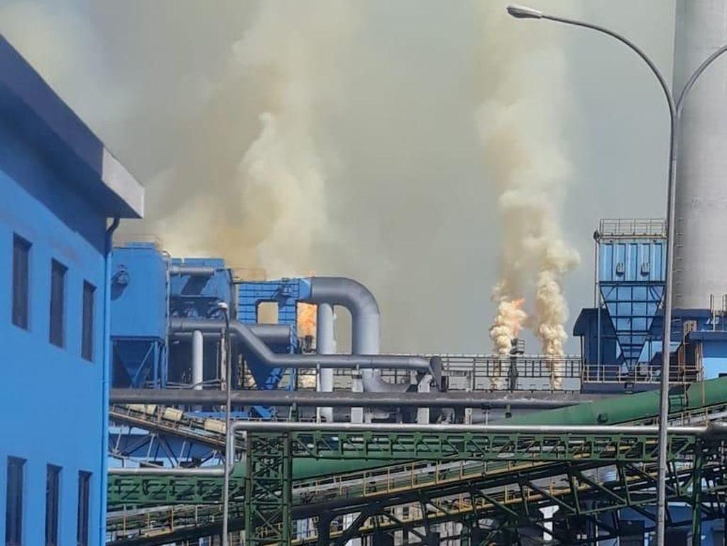Komisaris Beberkan Alasan Proyek Krakatau Steel Dipaksa Beroperasi