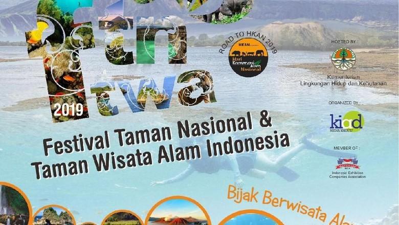 Festival Taman Nasional 2019 (dok Festival Taman Nasional)