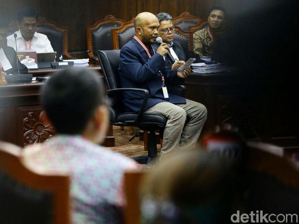 Saksi Prabowo Bicara Soal NIK Rekayasa
