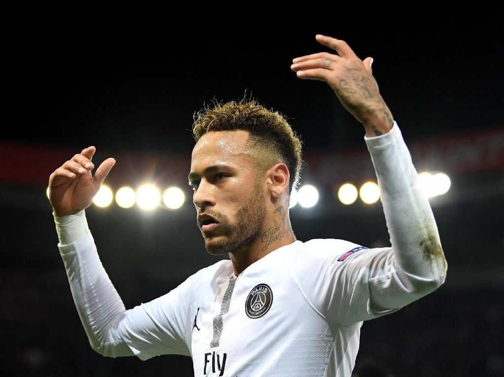 Pemain Sekaliber Neymar Tak Seharusnya Main di Liga Prancis