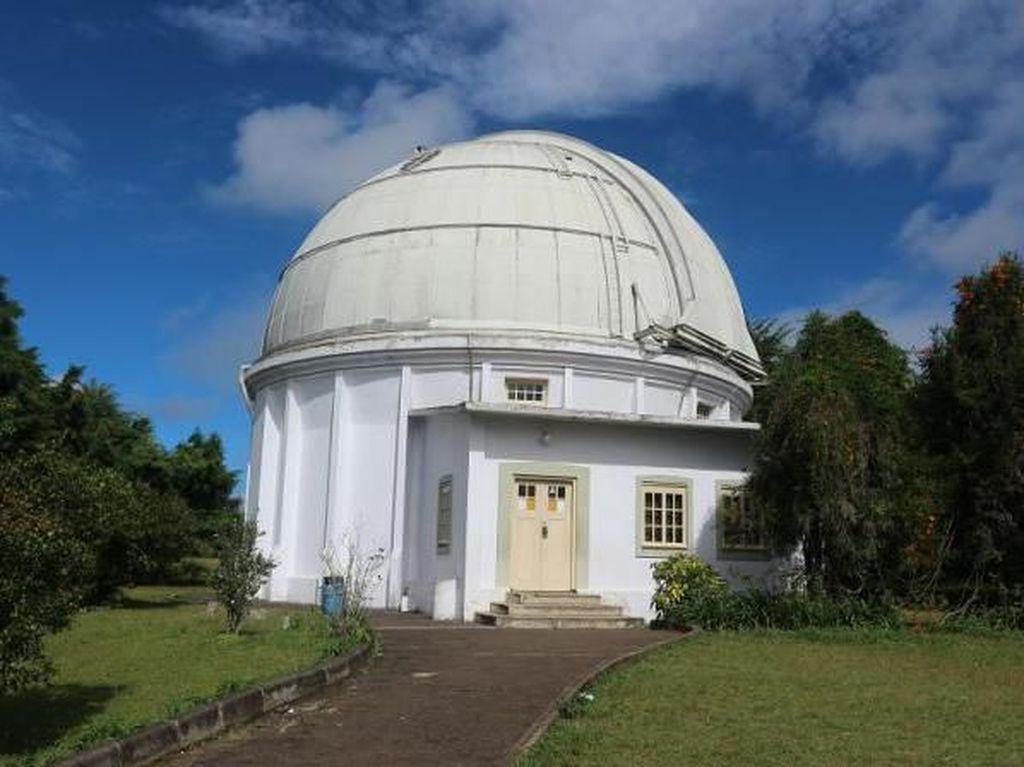 Liburan Seru di Observatorium Bosscha