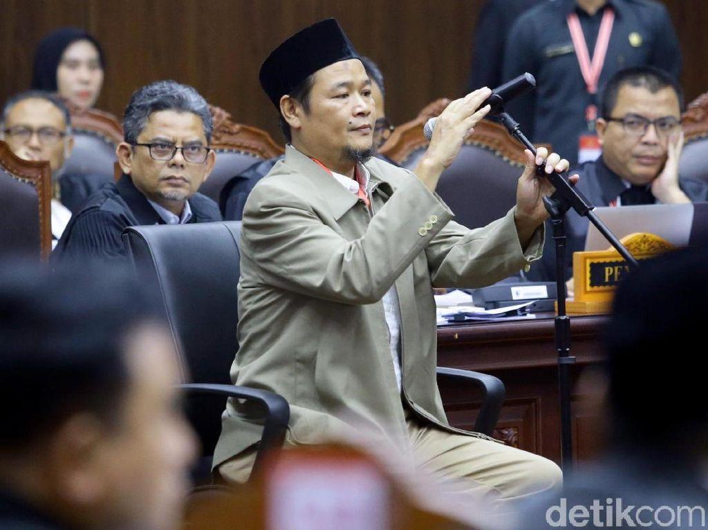 Saksi Prabowo Ubah Keterangan soal Data KTP Invalid, Ini Penjelasan BPN