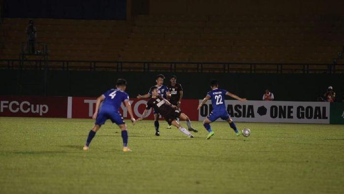PSM Makassar kalah dari Becamex Binh Duong di Piala AFC 2019 (Foto: dok. PSM Makassar)