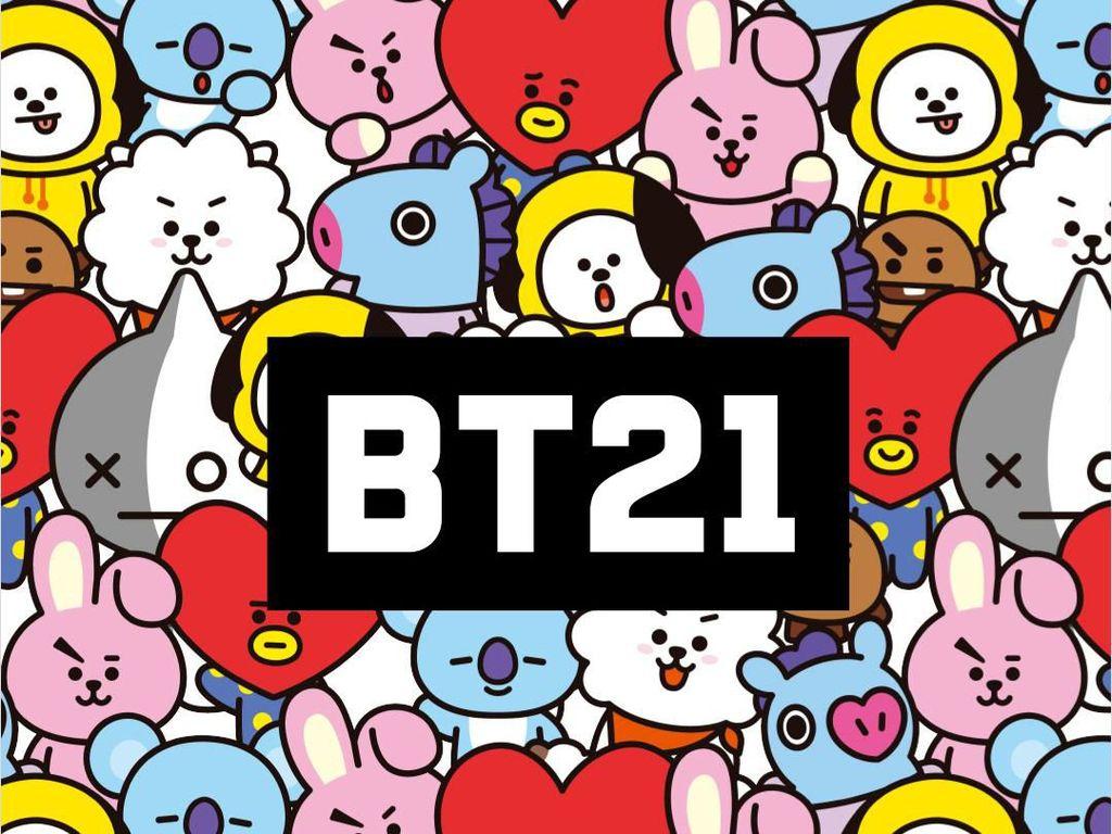 Penggemar BTS Siap-siap, Koleksi Uniqlo x BT21 Dirilis Jumat
