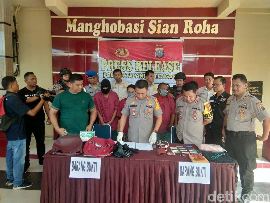 Motif dan Cerita Lengkap Pembunuhan Karyawati BSM Tapteng