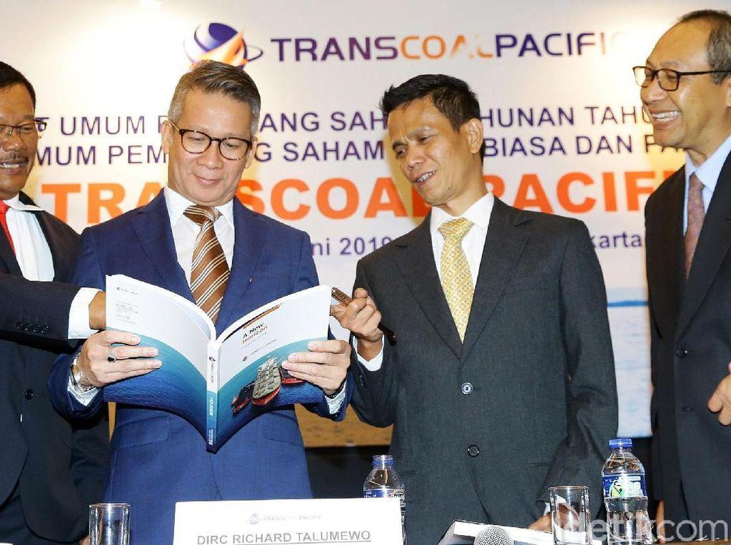 Transcoal Pacific Gelar RUPST-LB