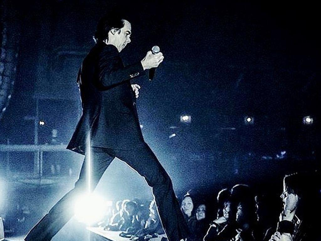 Karier Nick Cave Makin Besar Karena Peaky Blinders