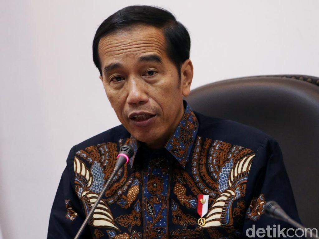 Jokowi Pimpin Ratas Soal Persiapan KTT ASEAN