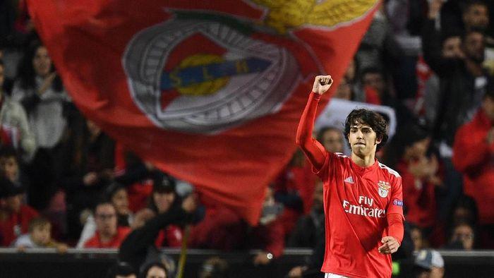 Joao Felix santer dikabarkan bakal hengkang ke Atletico Madrid. (Foto: Octavio Passos/Getty Images)