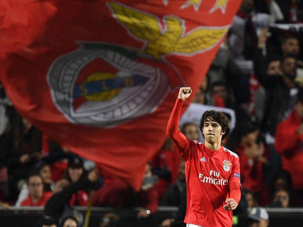 Real Madrid Sodorkan Rp 2 T untuk Joao Felix, Atletico Bisa Kena Tikung