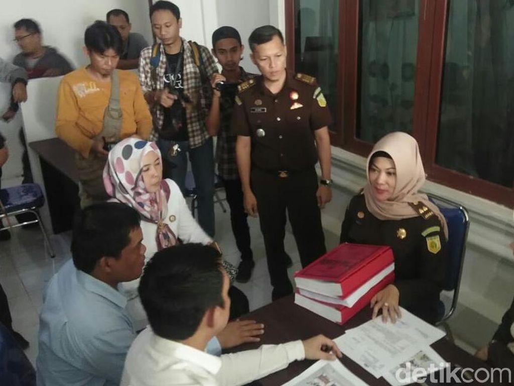 Jaksa Teliti Berkas 5 Komisioner KPU Palembang Tersangka Pidana Pemilu