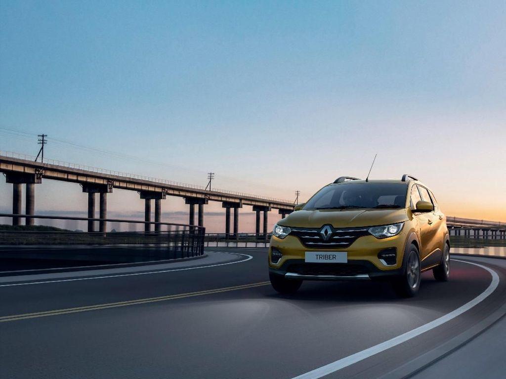 Renault Triber Harga LCGC, Bertarung di Kelas Avanza Cs?
