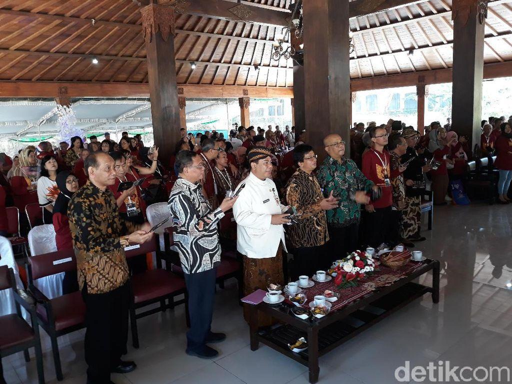 Ratusan Orang Keturunan Jawa dari 8 Negara Kumpul di Solo, Ada Apa?