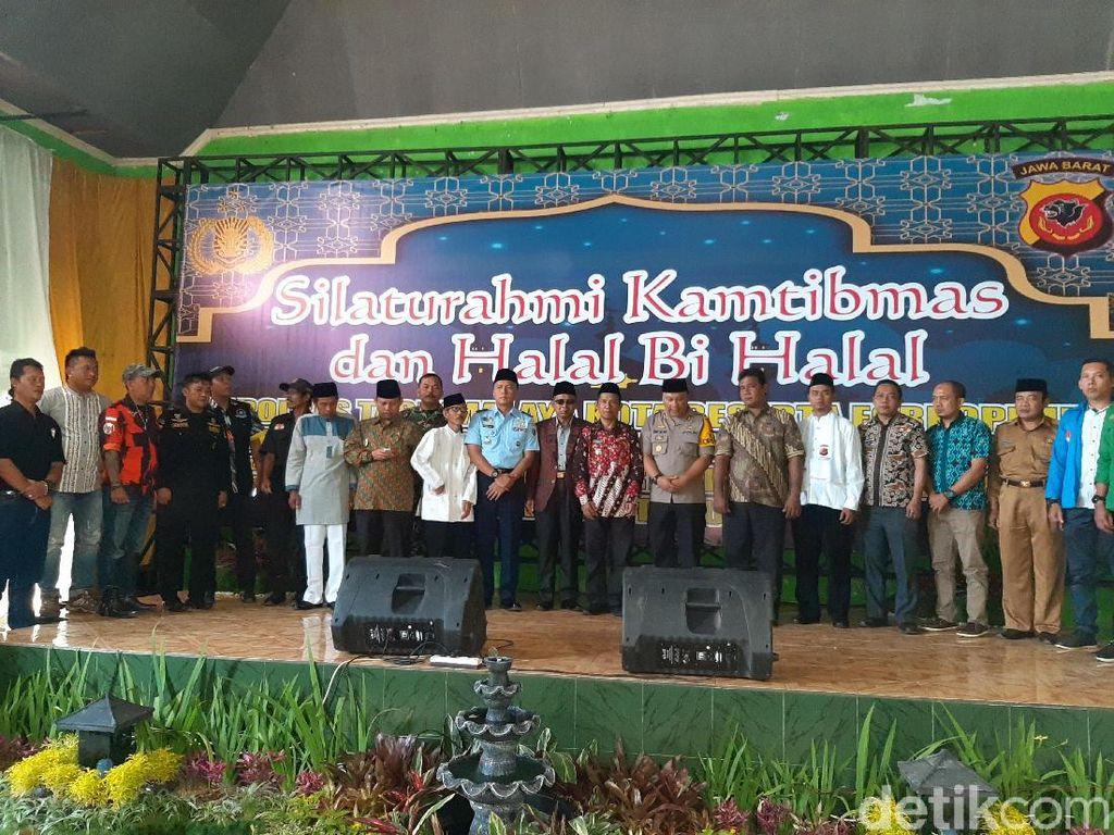 Deklarasi Damai, Kapolresta Tasikmalaya: Silaturahmi Tak Boleh Putus