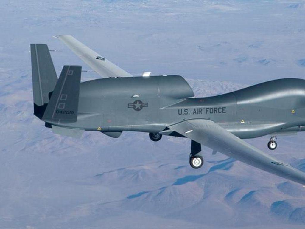 Iran Klaim Tembak Jatuh Drone AS di Teritorialnya