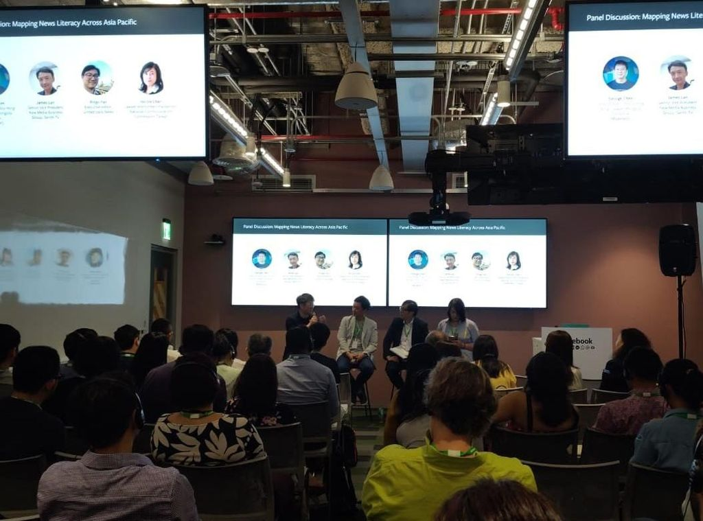 32 Peserta dari 15 Negara Ikuti Diskusi Atasi Berita Bohong di Taiwan