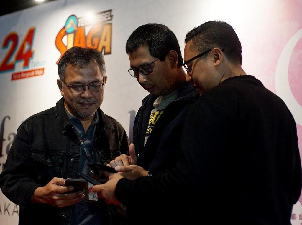 Dorong Pembangunan Masyarakat Digital Indonesia