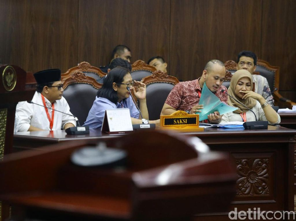 Jadi Saksi Prabowo, Rahmadsyah Berstatus Terdakwa Kasus Pilkada 2018