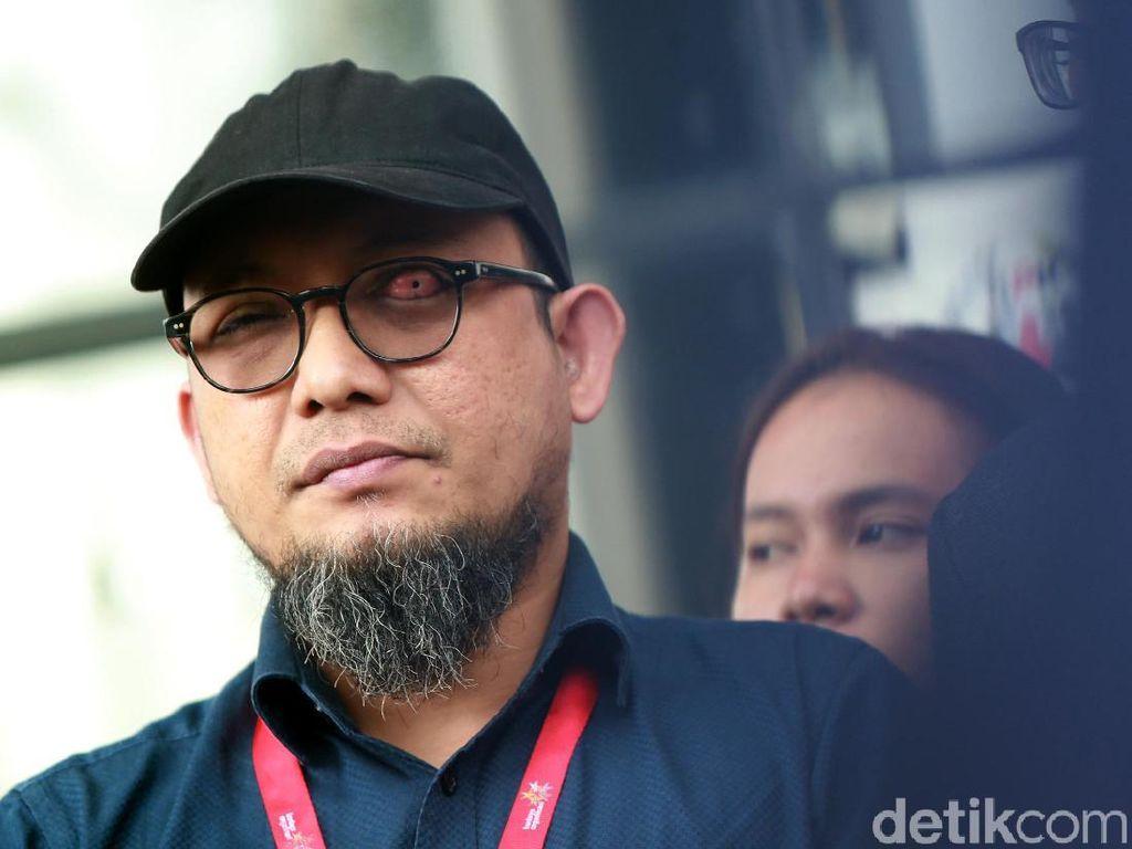 Diperiksa Polisi, Novel Dikonfirmasi soal Keterlibatan Oknum Polri