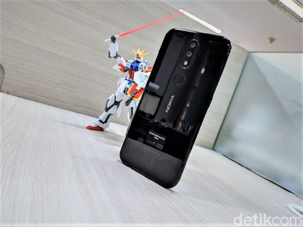 Ponsel 5G Murah Nokia 8.2 Debut di MWC 2020