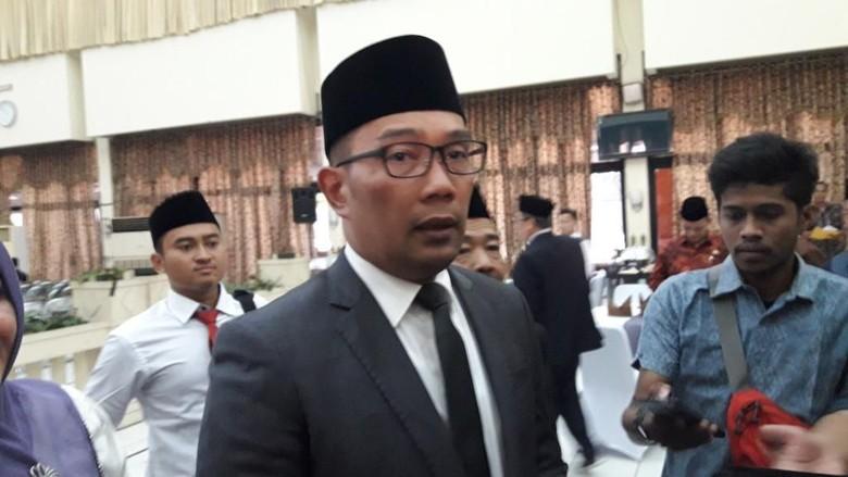 Ridwan Kamil Tak Setuju Usulan Pembentukan Provinsi Bogor Raya