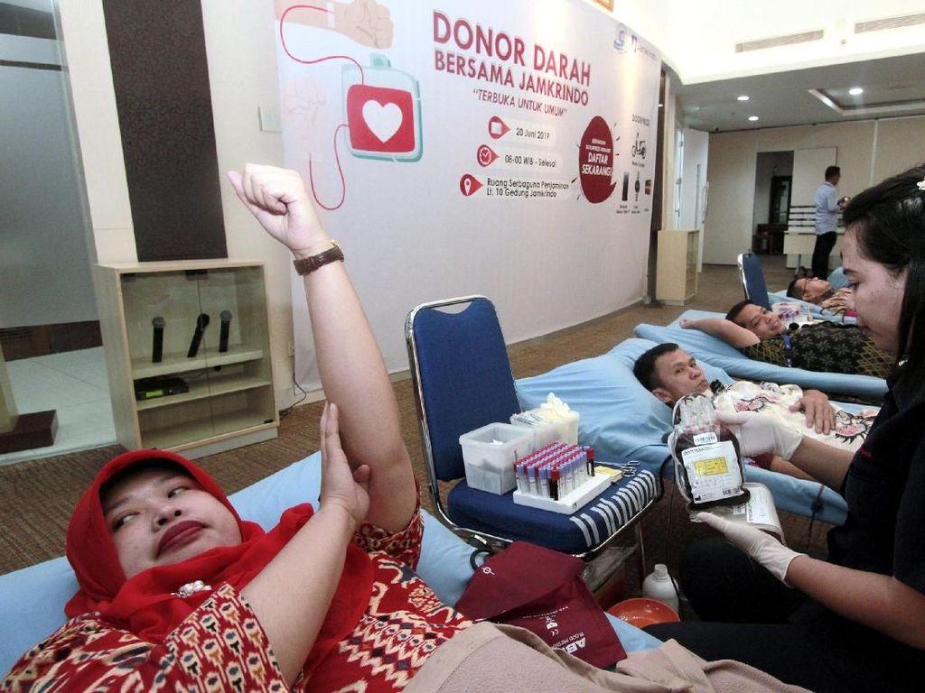 Donor Darah Berbagi untuk Sesama