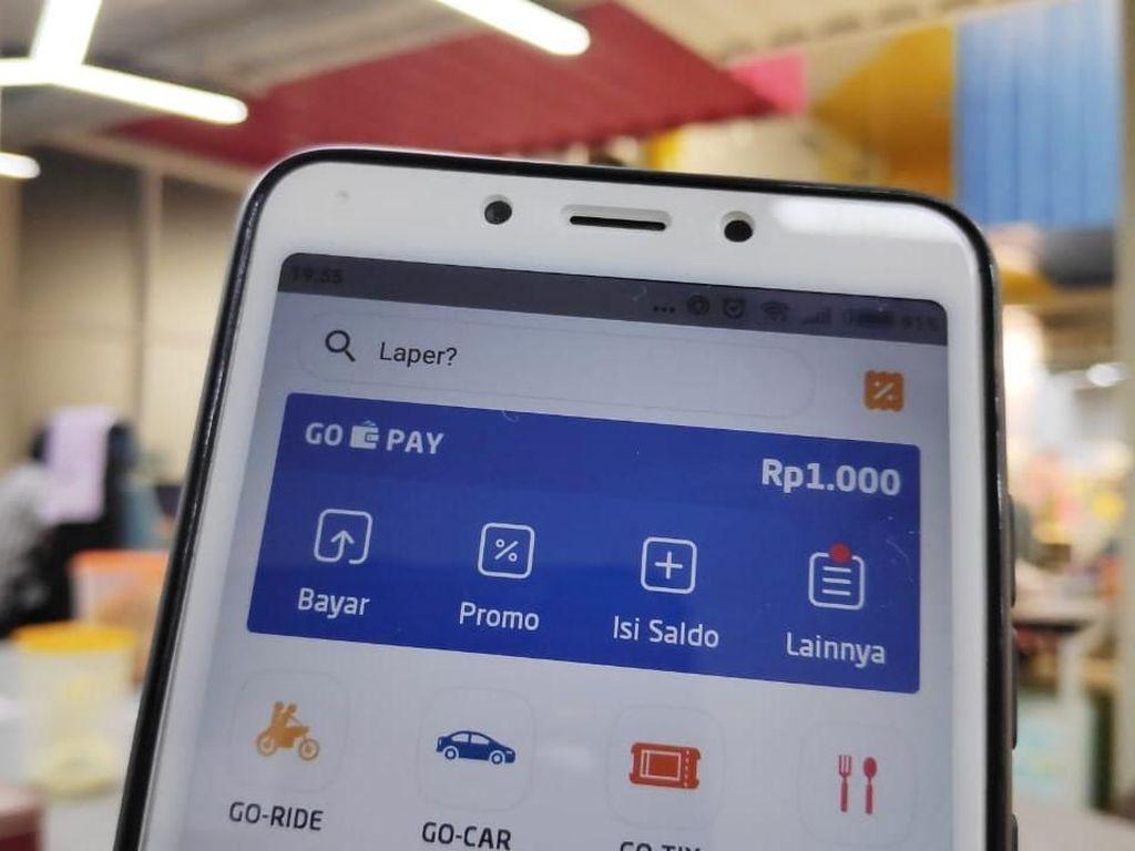 Sambut Baik LinkAJa, Go-Pay Siap Diajak Kolaborasi