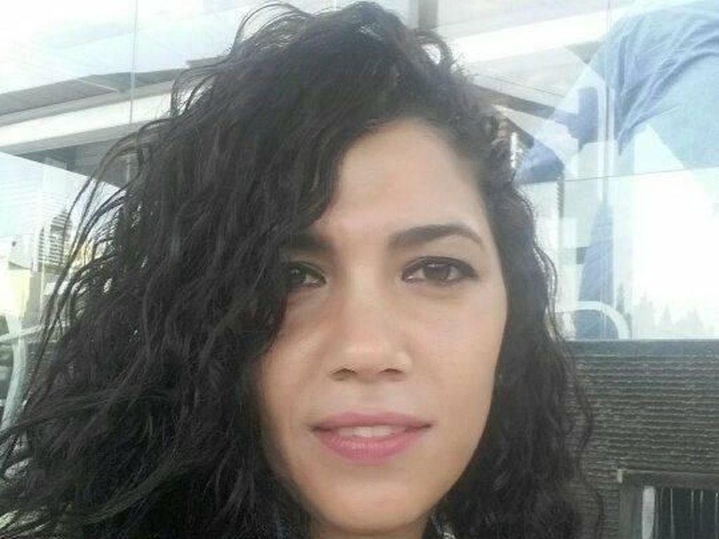 Potret Cantik Dorsaf Ganoiati, Wanita Arab Pertama yang Jadi Wasit Sepakbola